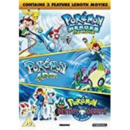 Pokémon - Triple Movie Collection [DVD]